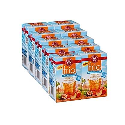 Teekanne-frio-Pfirsich-Maracuja-18-Teebeutel-10-er-Pack