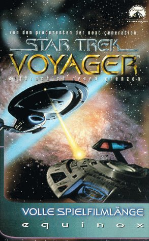 Preisvergleich Produktbild Star Trek - Voyager: Equinox [VHS]