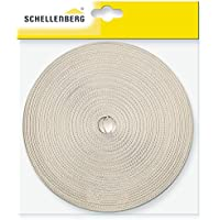 Schellenberg - Correa de persiana (18 mm, 12 m), color beige