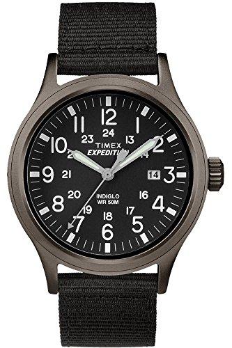 orologio solo tempo uomo Timex Scout casual cod. TW4B06900