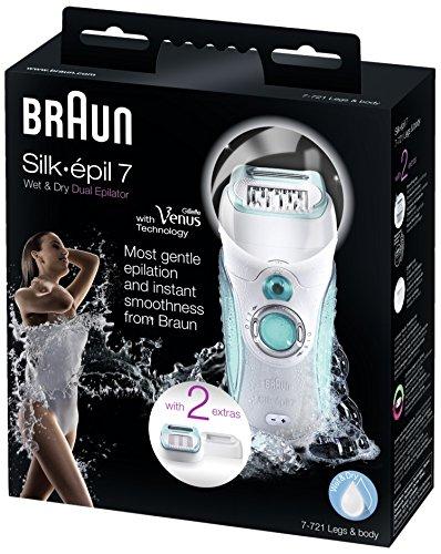 Braun Silk-épil 7 Dual - Depiladora