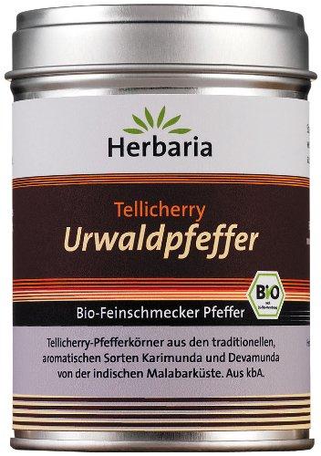 Tellicherry Urwaldpfeffer BIO