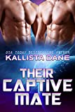 Their Captive Mate: A Sci-Fi Alien Dark Romance: Tharan Warrior Menage Book 1