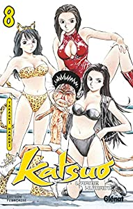 Katsuo, l'arme humaine Edition simple Tome 8