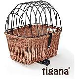 Tigana - Hundefahrradkorb für Ge