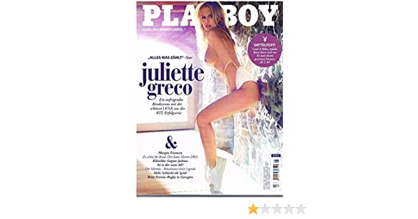 Juliette greco playboy 2017
