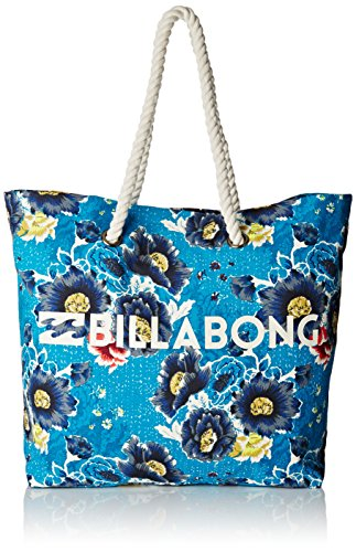 Billabong Bolsa de tela y de playa, costa blue (multicolor) - C9BG01