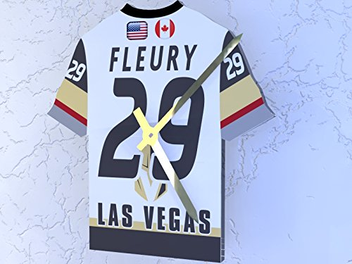 new style ed537 44b93 MyShirt123 NHL ICE HOCKEY USA - TEAM JERSEY CLOCK - ANY NAME ...