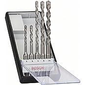 Bosch Robust Line SDS-plus-7 Hammerbohrer-Set, 5-tlg. (2608585073)
