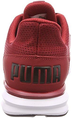 Puma Uomo Enzo Street Scarpe da corsa Rosso
