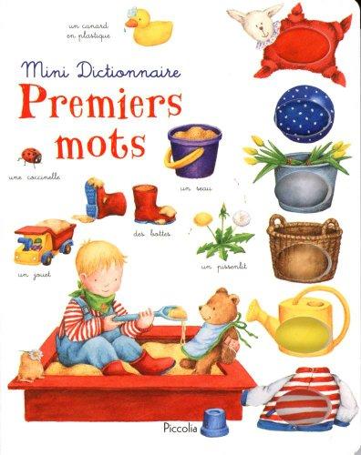 Mini dictionnaire / premiers mots