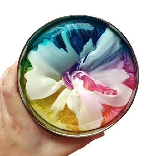 JiaMeng Juguetes de descompresión 2018,Beautiful Color Mixing Cloud Slime Squishy Putty Scented Stress Kids Clay Toy