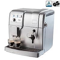 La macchina Viesta Eco 100 è la combinazione perfetta di qualità e l'utilizzo pratico in design sottile, con gruppo caffè / serbatoio / contenitore per fondi estraibile per una facile pulizia, facile preparazione di schiuma di latte per caffè...
