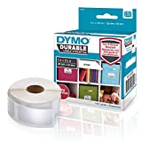 #9: DYMO LW Durable Labels for LabelWriter Label Printers, White Poly, 1