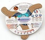 Wallaby Wanguri - Wunderschöner handgemachter Bumerang aus Bambusholz