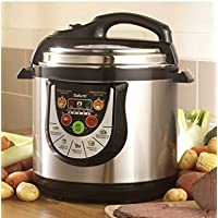 Electric Pressure Cooker Multicolour One Size