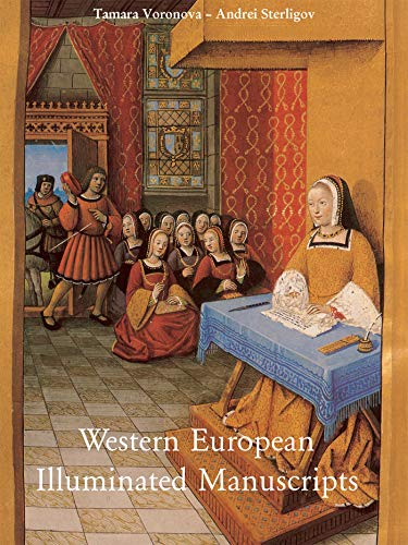 Western European Illuminated Manuscripts (English Edition)