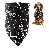 Halloween Bandana Per Cani Pet Tovagliolo Della Saliva Collare Triangolo Pet Sciarpa Natale Articoli Per Animali Domestici