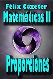 Matemáticas II: proporciones