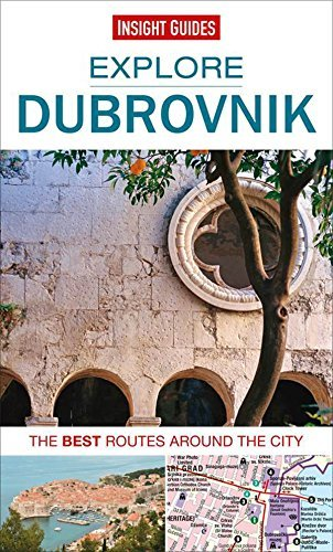 Insight Guides: Explore Dubrovnik (Insight Explore Guides) by Guides, Insight (July 1, 2015) Paperback