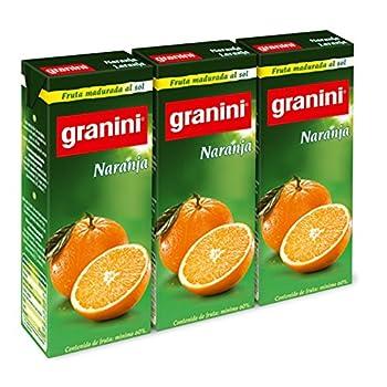 Granini Zumo Nectar Naranja...