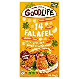GOODLIFE Falafel con garbanzo, comino y cilantro 280G (6)