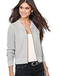 Amazon.fr   VENCA - Gilets   Pulls, Gilets   Sweat-shirts   Vêtements b7f071a838b