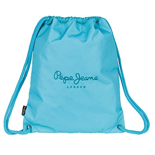 Pepe Jeans 6343858 Plain Color Mochila Tipo Casual, 1.54 Litros, Color Azul