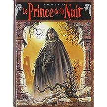 Le Prince de la nuit, tome 3 : Pleine lune