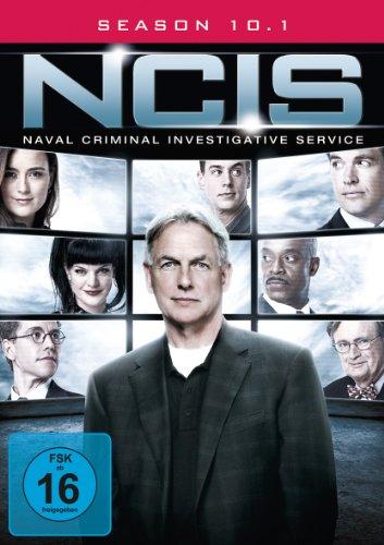 Bild von NCIS - Season 10.1 [3 DVDs]