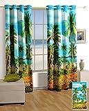 Swayam Curtain Concept Printed Premium C...