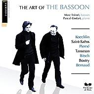 The Art of the Bassoon: Marc Trénel