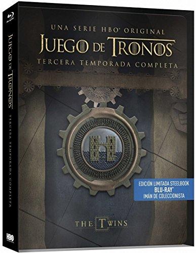 Juego De Tronos - Temporada 3 (Edición Steelbook) [Blu-ray]