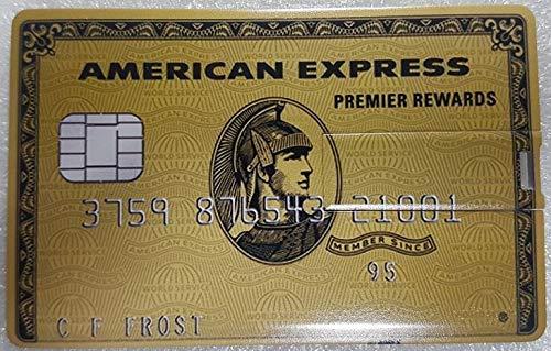 J&j pen drive credit card chiavetta usb carta di credito 8gb 16gb 32gb 64gb penna memory usb2.0 (8gb, amex oro)