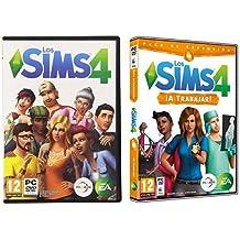 Los Sims 4 + Los Sims 4 - ¡A Trabajar!