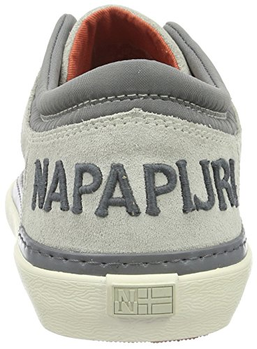 Napapijri Jakob, Baskets Basses Homme Gris - Grau (Neutral Grey N800)