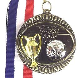 Baloncesto medalla oro personaliseitonline x10 cablefinder