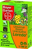 Bayer Unkrautvernichtungsmittel, Universal-Rasenunkrautfrei Loredo 100 ml, mehrfarbig, 13 x 8 x 4 cm, 84060372