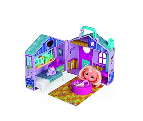 Barriguitas Playset casita (Famosa 700012701)