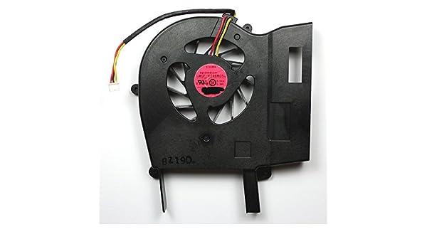 Power4Laptops Ventola Sostituzione per Portatili Compatibile con Sony Vaio VGN-CS21S