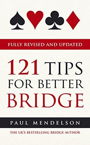121 Tips for Better Bridge por Paul Mendelson