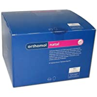 Orthomol Natal Tabletten/Kapseln Kombipackung, 30 Stück, 1er Pack  (1 x 153 g)