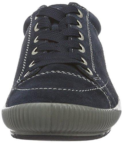 Legero Damen Tanaro Sneakers Blau (Pacific Kombi 81)