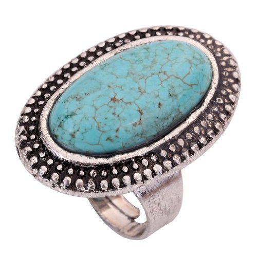 yazilind-rimous-oval-turquoise-tibetan-silver-striking-simplicity-adjustable-ring