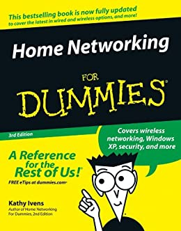 Home Networking For Dummies (For Dummies (Computer/Tech)) di [Ivens, Kathy]