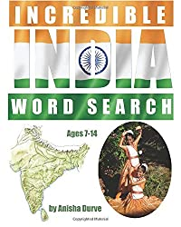 Incredible India Word Search