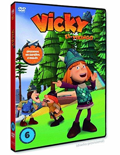 Vicky El Vikingo - Serie Nueva Volumen 6 [DVD]