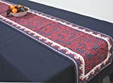 Alisa Quilted Table Runner