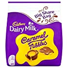 Cadbury Dairy Milk Caramel Nibbles Chocolate, 242 g