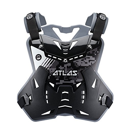 Neck Motorrad Guard (Defender Digital Stealth)